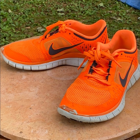 Nike Shoes   Womens 75 Bright Orange